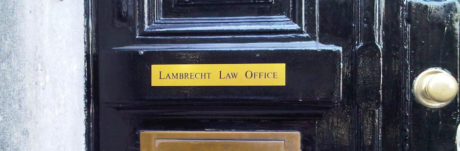 Lambrecht Law Office - Lambrecht Law Office